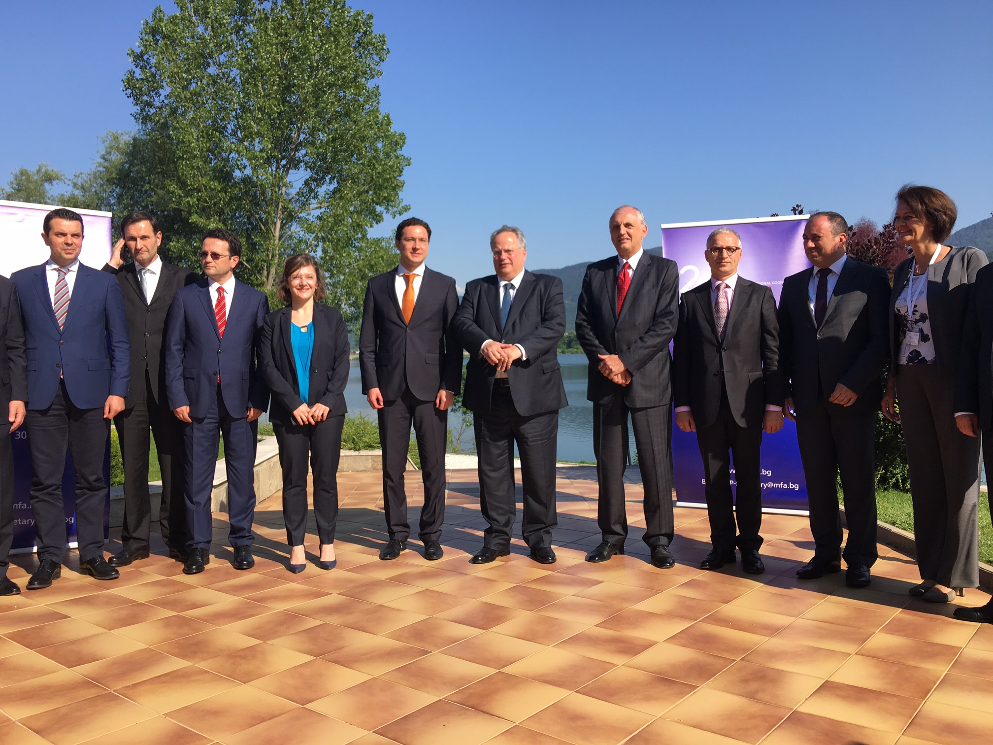 Kotzias: To shape a dream and cooperation in the Balkans