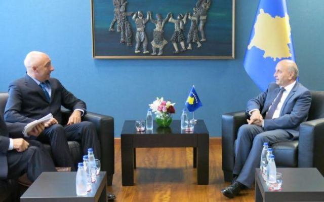 Kosovo is marking a solid economic growth, says PM Mustafa