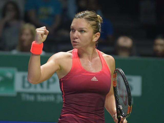 Simona Halep advances to 2016 Rogers Cup women's singles quarter-finals