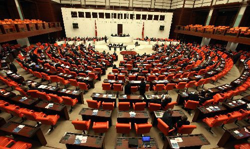 Turkish Parliament approves commission on coup attempt