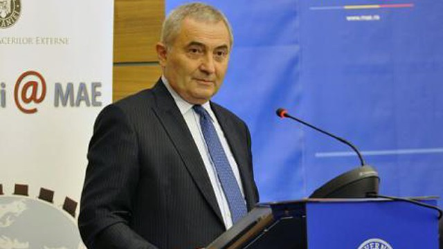FM Comanescu: It is in everyone's interest for the situation in Turkey to come back to normal