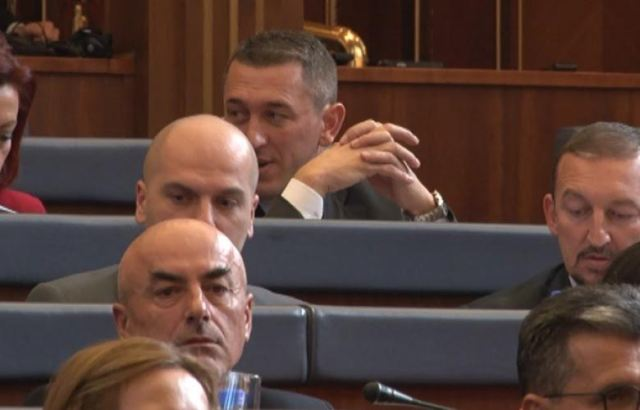 Serb list is part of the debate on the demarcation with Montenegro