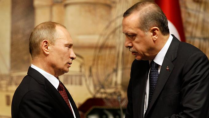 Erdogan to meet Putin, accuses the EU