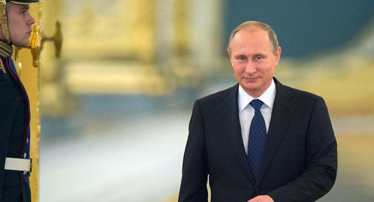 Russian president's visit marks centenary of Russian Chapel