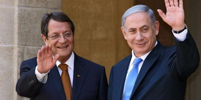 Anastasiades and Netanyahu stress their countries' common values, challenges and opportunities