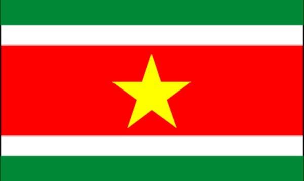 State of Suriname recognizes Kosovo