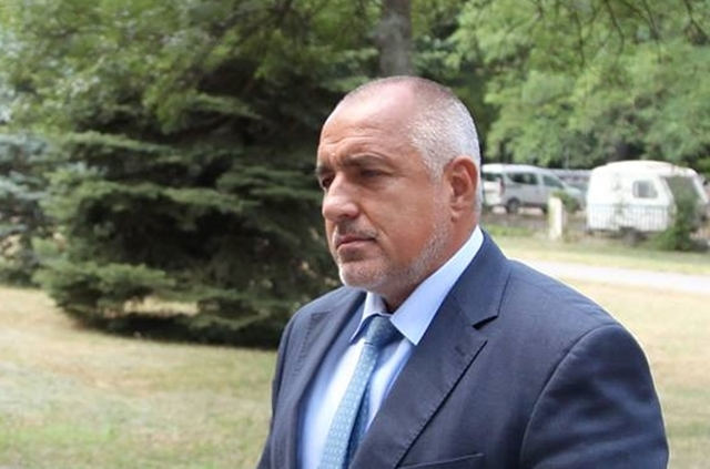 Bulgarian PM Borissov to meet Erdoğan on August 24