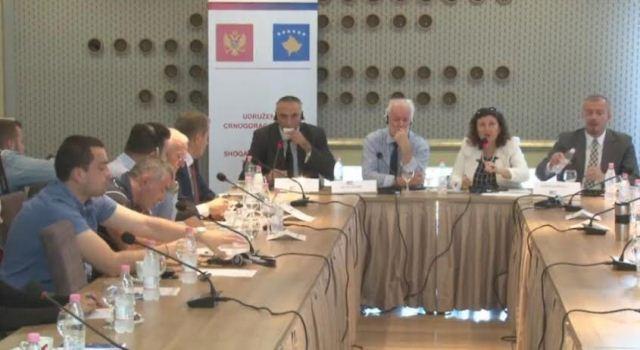 Pristina: Debates start on the demarcation with Montenegro