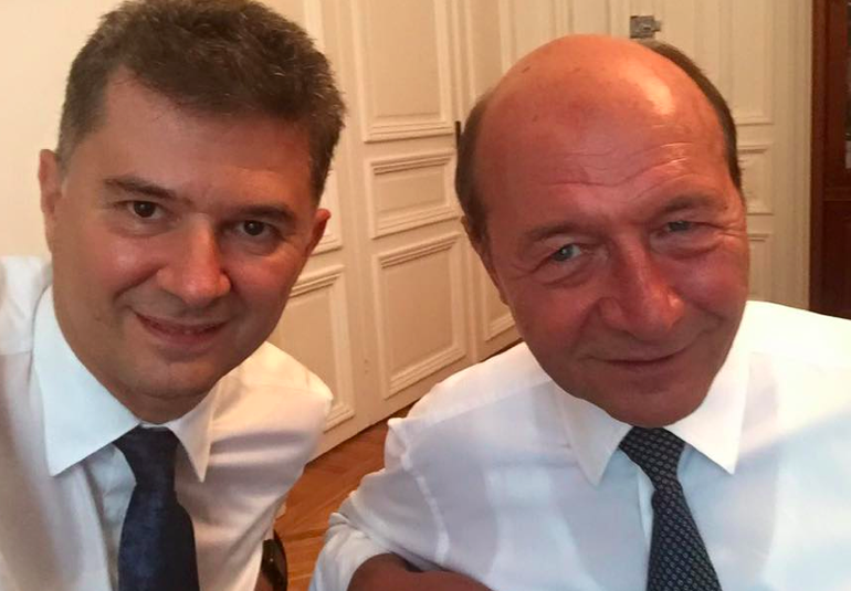 Basescu: PMP – UNPR merger to generate third political force