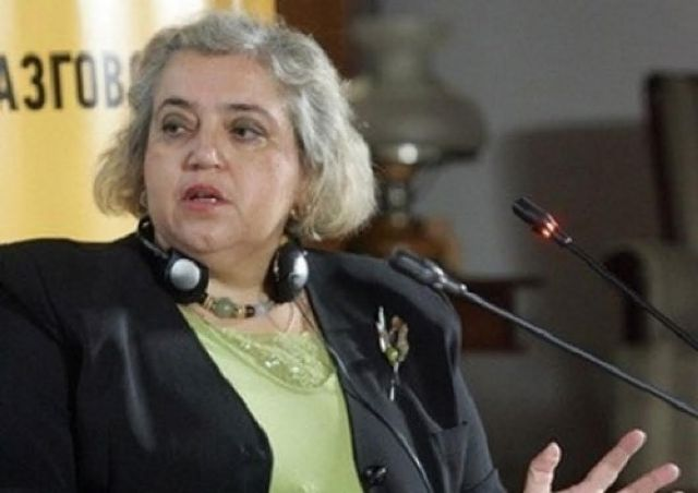 Alexandra Papadopoulou, the new head of EULEX in Kosovo