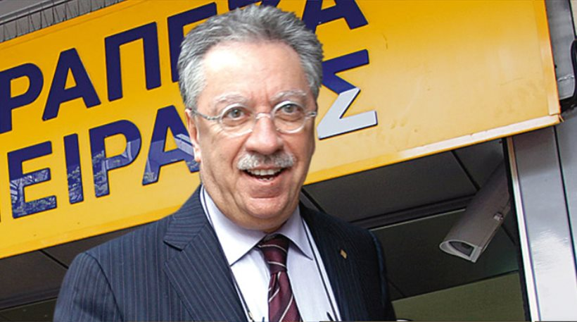 End of an era in Greek banking as Piraeus chairman Sallas resigns