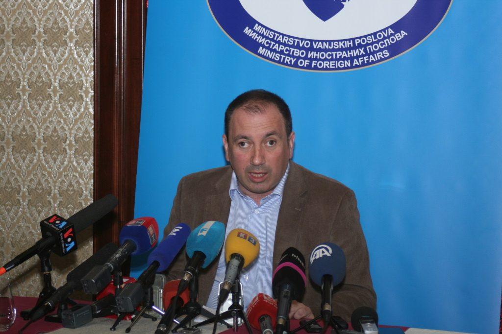 SDA demands the dismissal of BiH Minister