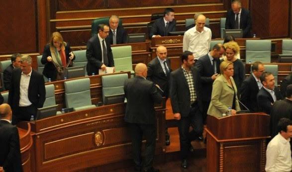 Demarcation process mines Kosovo's development and integrating processes