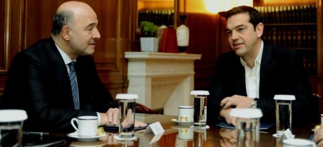 European Commissioner Moscovici supportive of Greek reform effort