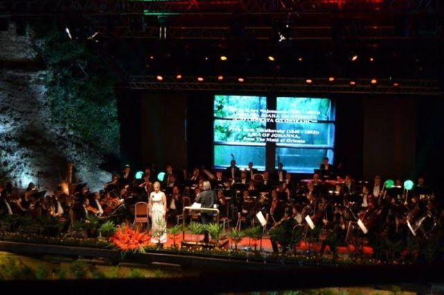 """Ohrid Summer"" gathered around 800 artists"