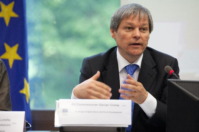 Ciolos: Danube strategy, an example for micro-regional cooperation within EU