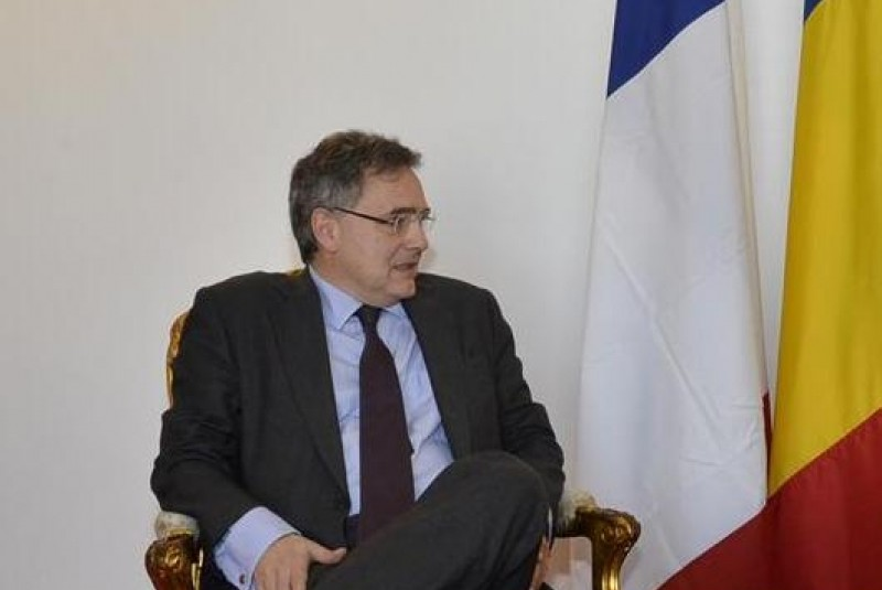 We are actively preparing President Hollande's upcoming visit to Romania says French Ambassador