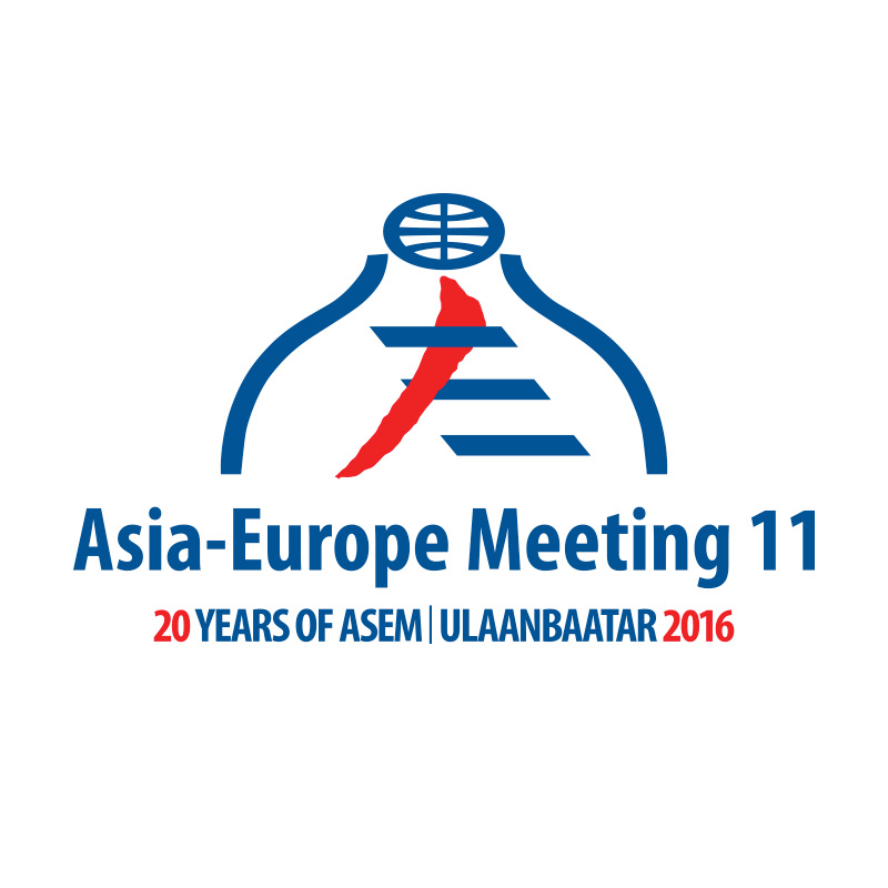 Asian and European leaders gather in Mongolia for ASEM 11 Summit