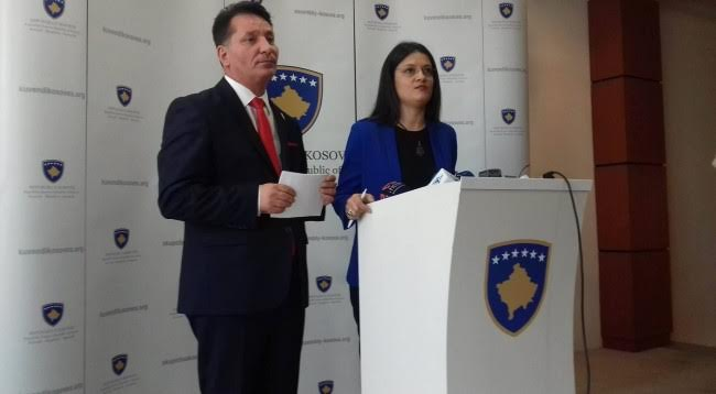 Opposition in Kosovo rejects the demarcation agreement