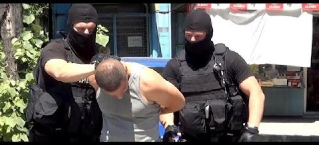 24 drug dealers end up behind bars during a police raid in FYROM