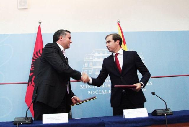 Albania and FYROM recognize seniority years, nothing new from Italy and Greece