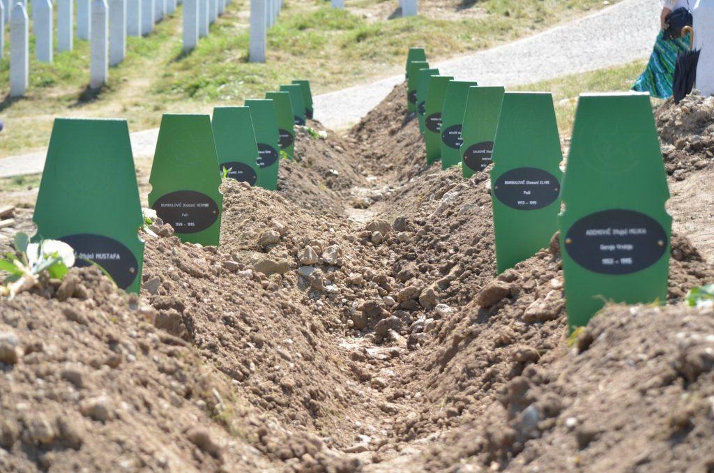 Srebrenica still causes tensions