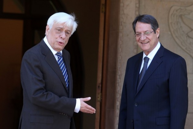 Greek President will pay Cyprus a short visit today