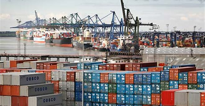 Bulgaria reports drop in exports, negative trade balance, in January – May 2016