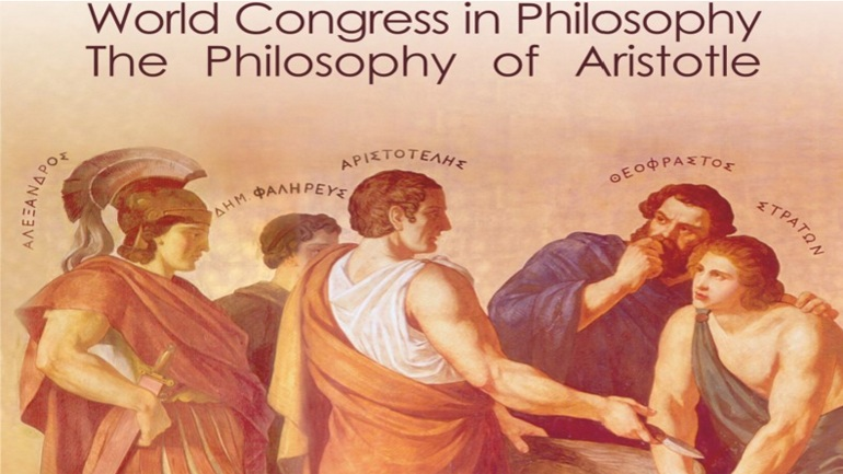 World Conference on the Philosophy of Aristotle begins