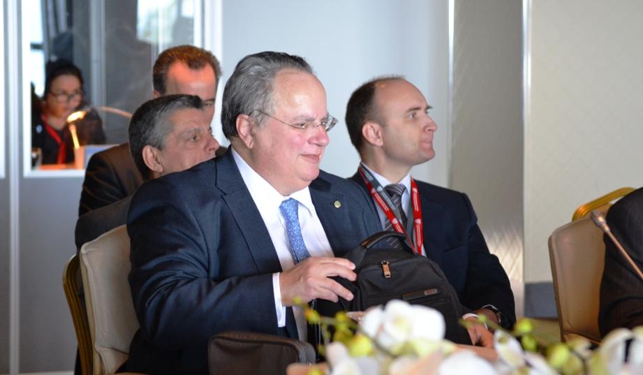 Nikos Kotzias participates in 11th ASEM