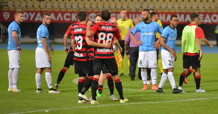Shkendija continues its adventure in the Europea League, Sileks and Rabotnicki are out