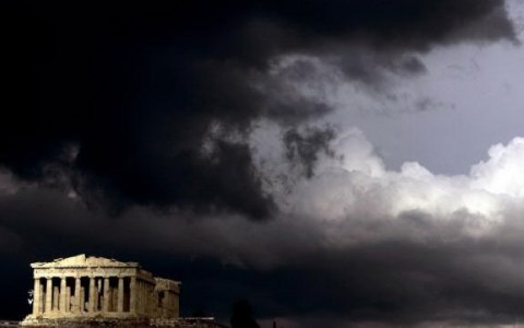 Athens working on next bailout review targets against gloomy scenarios