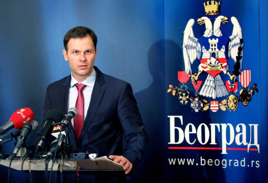 "Belgrade mayor to resign ""within days"""
