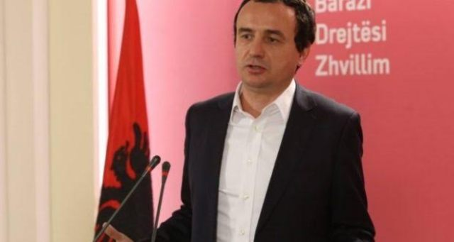 Self Determination is determined to prevent demarcation with Montenegro