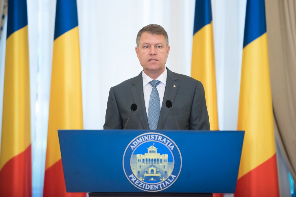 President Iohannis asks Romanian ambassadors to come up with strategy to strengthen Strategic Partnership with US