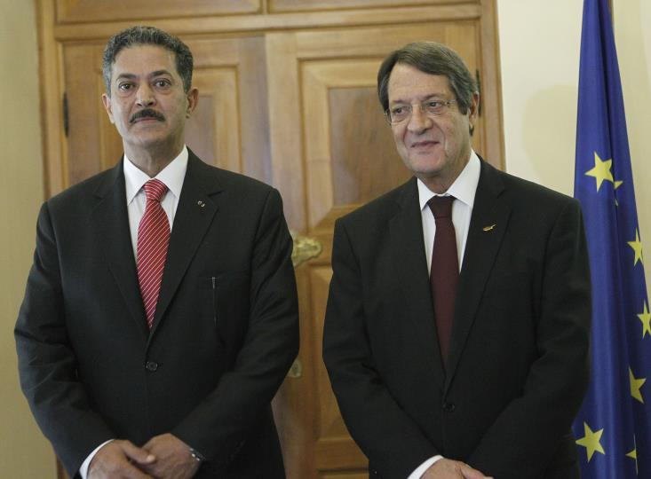 Jordan's first Ambassador to Cyprus expresses Amman's support for a lasting settlement