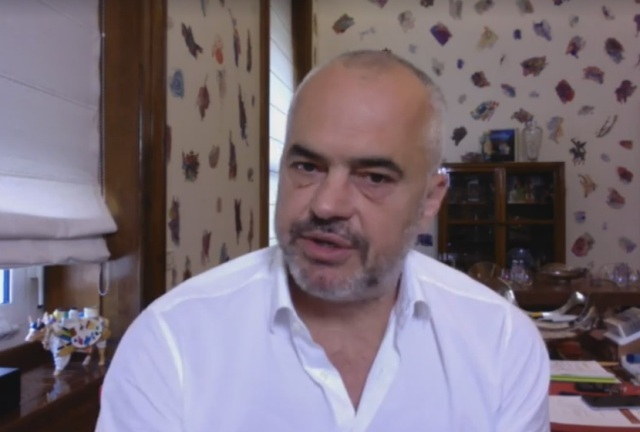 The future of the governing coalition at the focus of PM Edi Rama