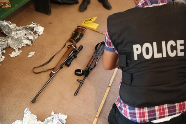 Six people arrested on the attack against the Parliament of Kosovo