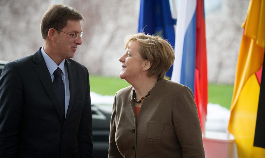 Cerar and colleagues in Berlin call for united and stronger EU
