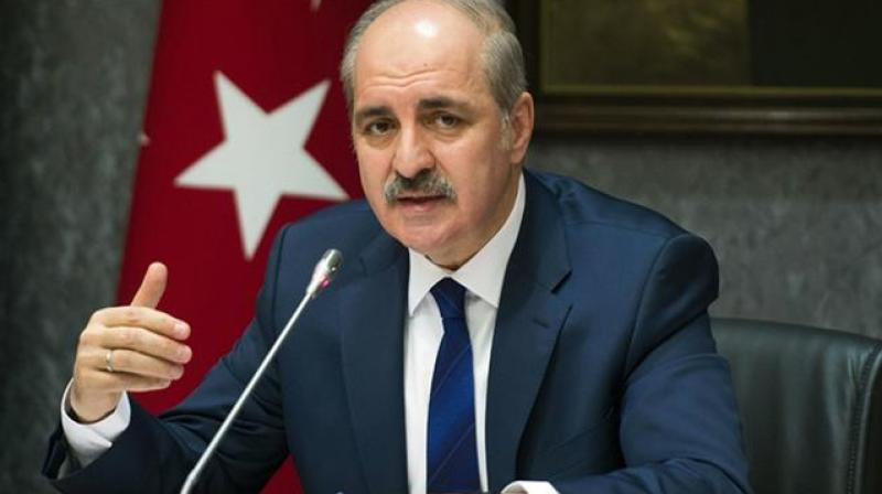 US should keep its word and force Syrian Kurdish PYD to withdraw: Turkish Deputy PM