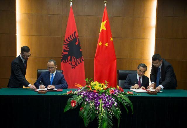 Visa regime between Albania and China changes