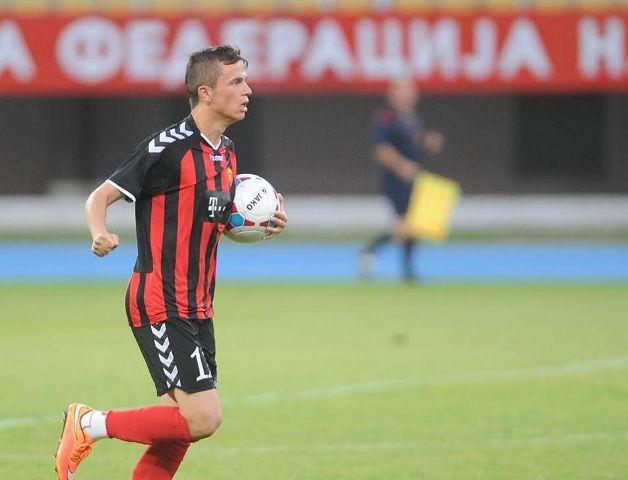 Skopje's attacker joins Albanian national football team