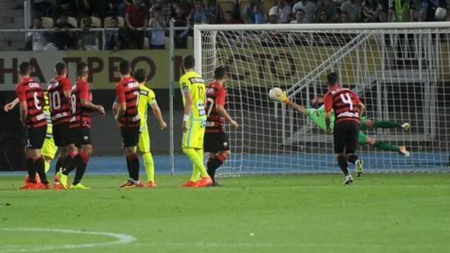 Tetovo ends its Europa League dream