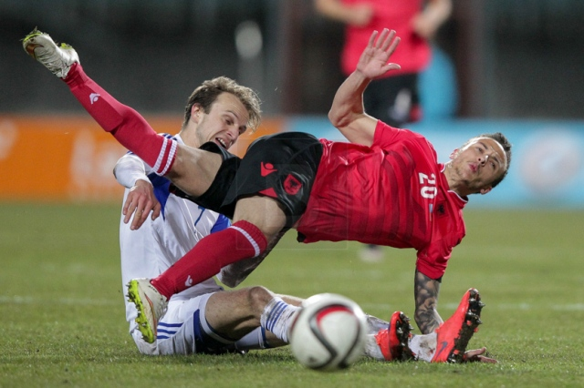 FIFA penalizes Albania, awards Luxembourg a win on the table