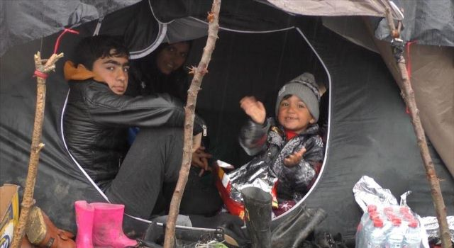 Traffic of illegal emigrants returns in the territory of FYROM