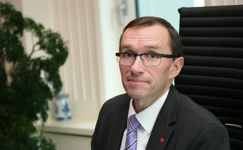 Eide on Cyprus talks: Both sides are strongly committed to the peace process