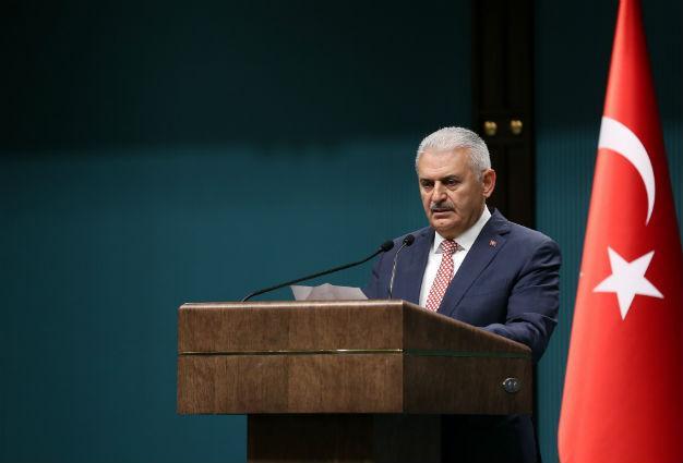 'New page' must be opened for Syria: Turkish PM Yıldırım