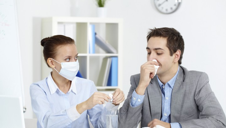 Over ten million workdays a year lost over sick leave in Slovenia