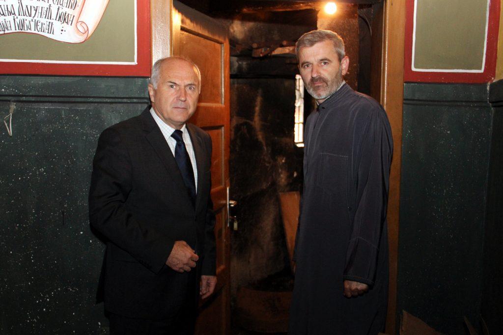 Arsonists target Orthodox church in Sarajevo