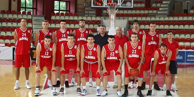 Albanian basketball team holds a friendly tournament in Cyprus